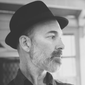 Brentley Frazer Australian poet and author of Scoundrel Days: a memoir (UQP, 2017)