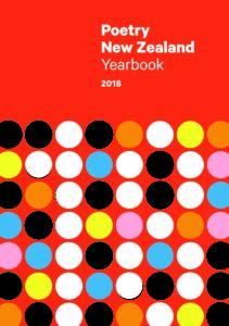 Poetry New Zealand Yearbook 2018 Massey University Press, NZ
